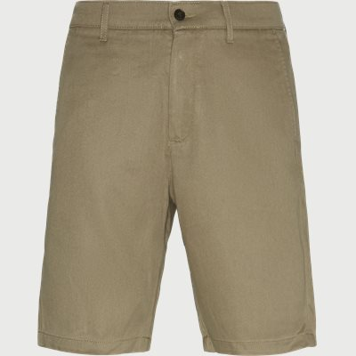 Crown Shorts Regular | Crown Shorts | Grøn