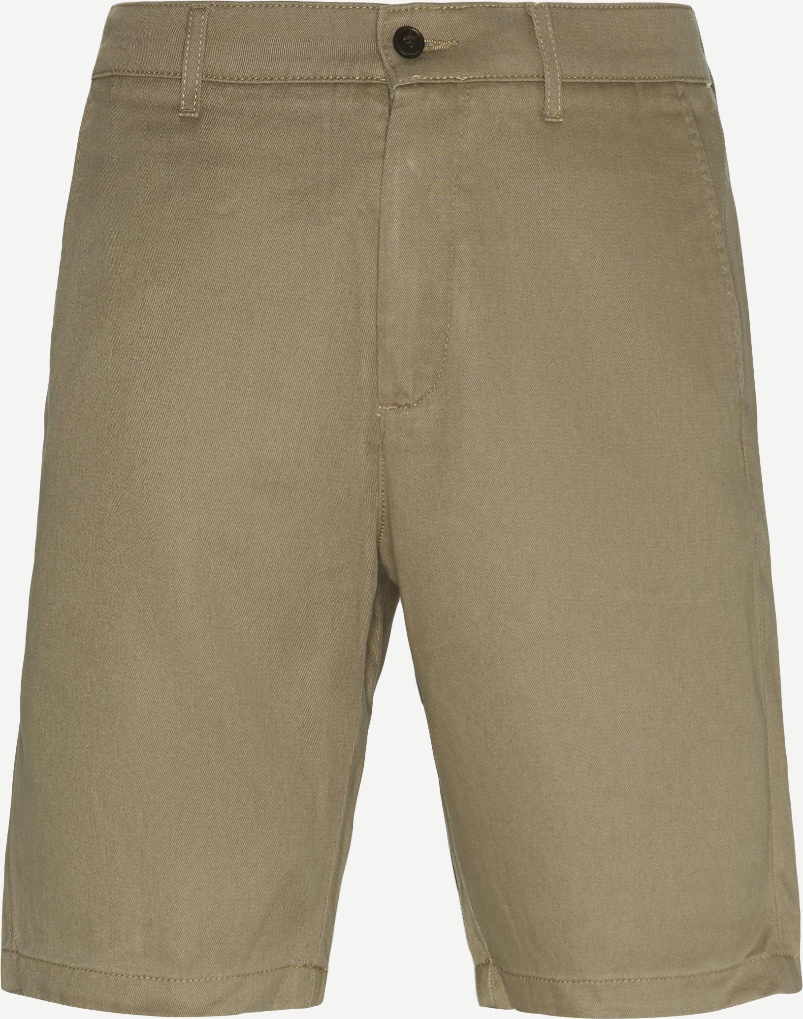 Shorts - Regular - Green