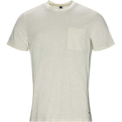 Barry 3266 Pocket Tee Regular | Barry 3266 Pocket Tee | Hvid