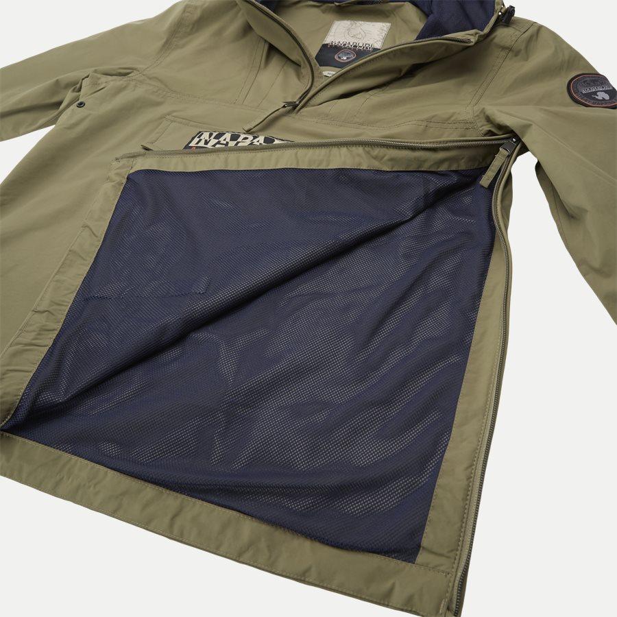 RAINFOREST - Jackets - Regular - OLIVEN - 10