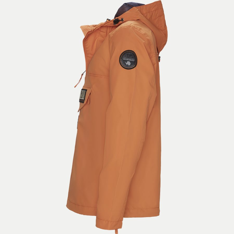 RAINFOREST - Jackets - Regular - ORANGE - 3