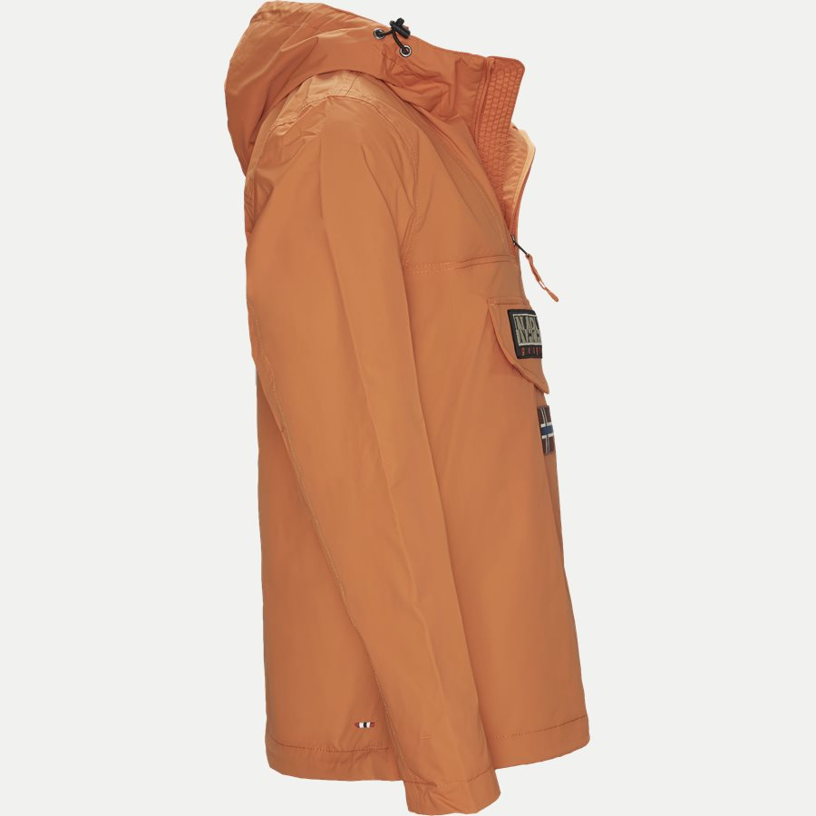 RAINFOREST - Jackets - Regular - ORANGE - 4