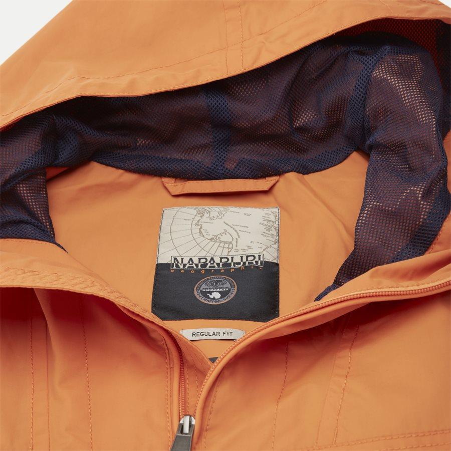 RAINFOREST - Jackets - Regular - ORANGE - 5