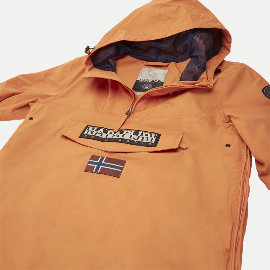 RAINFOREST - Jackets - Regular - ORANGE - 7