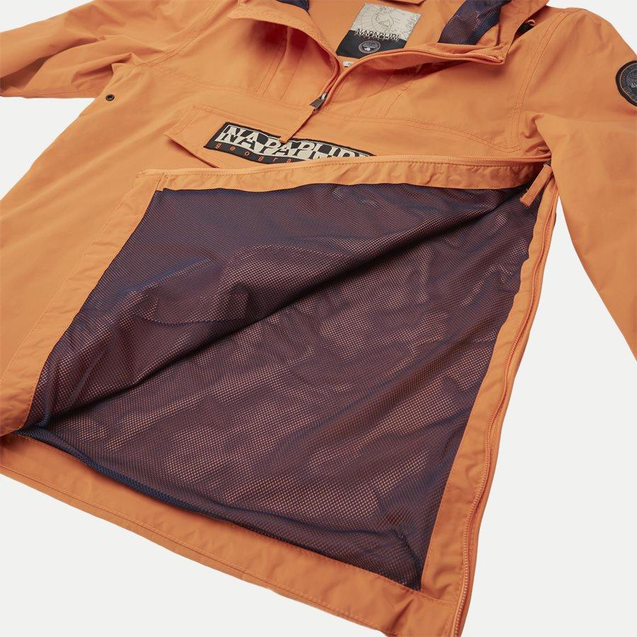 RAINFOREST - Jackets - Regular - ORANGE - 10