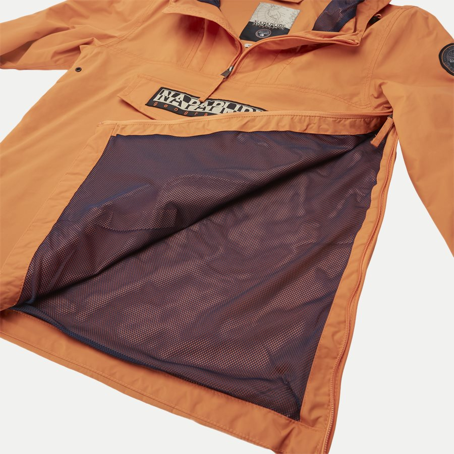 RAINFOREST - Jackets - Regular - ORANGE - 10