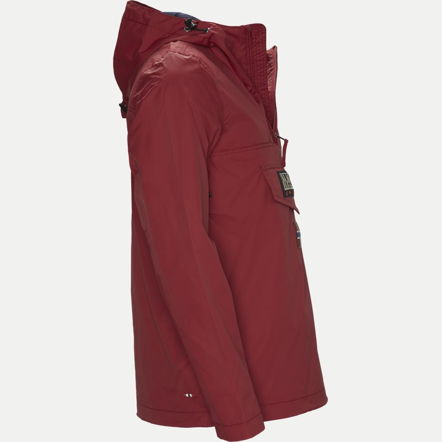 RAINFOREST - Jackets - Regular - RØD - 4