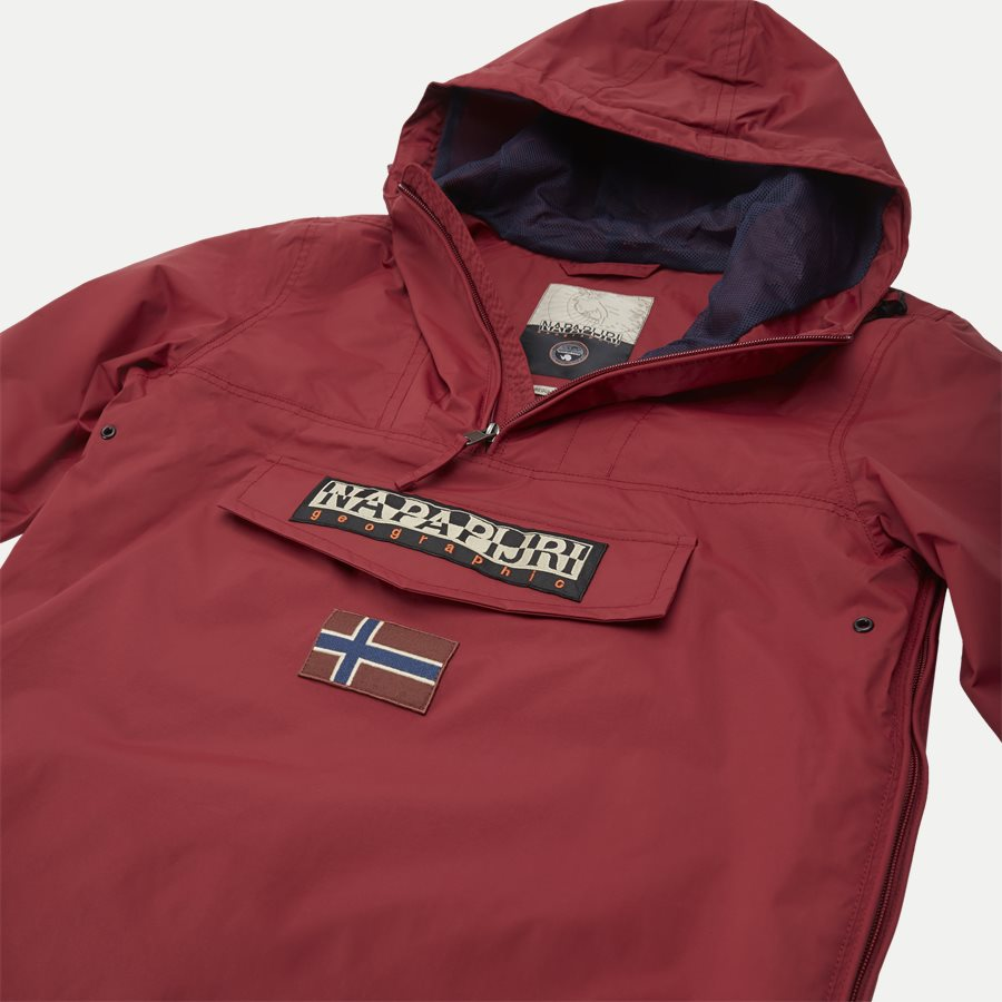 RAINFOREST - Jackets - Regular - RØD - 6
