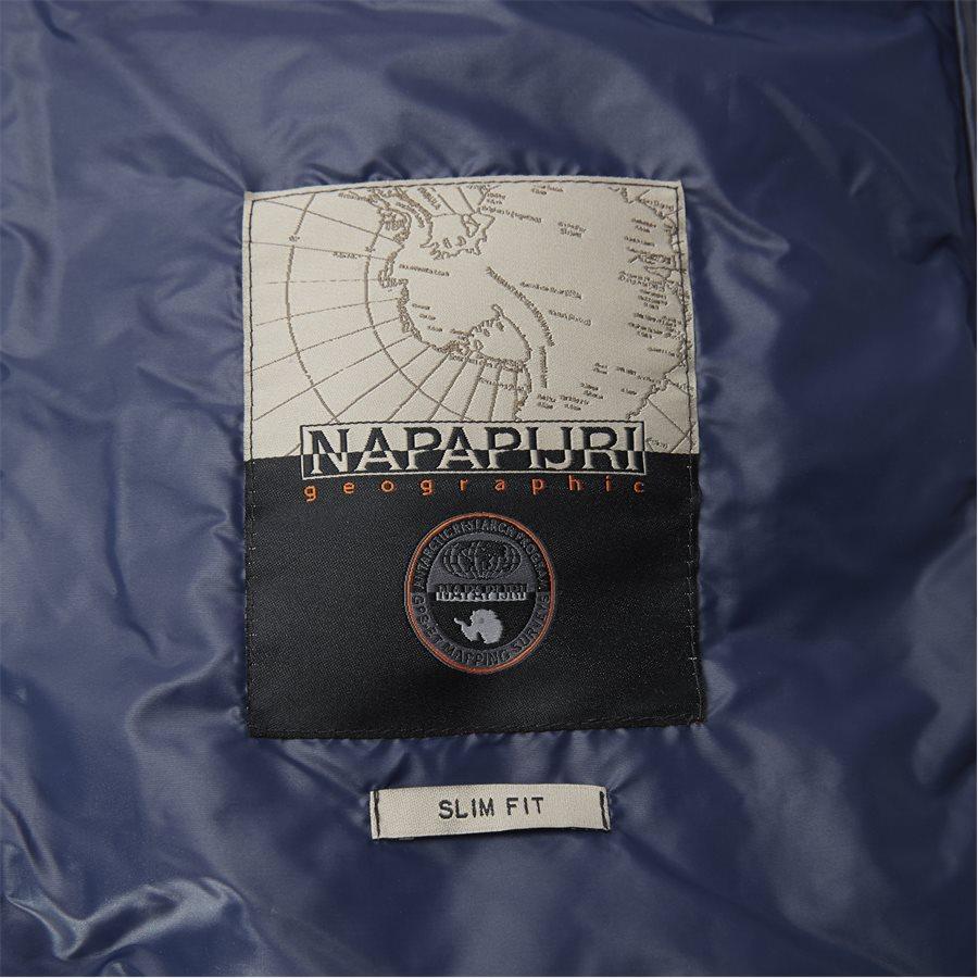 ACALMAR - Jackets - Slim - NAVY - 11