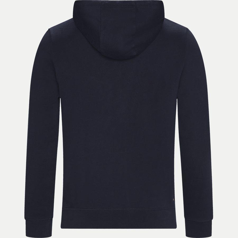 BACHU - Bachu Sweatshirt - Sweatshirts - Regular - NAVY - 2