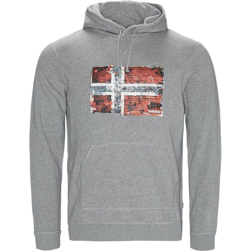 Napapijri - beitem hoodie fra napapijri på kaufmann.dk