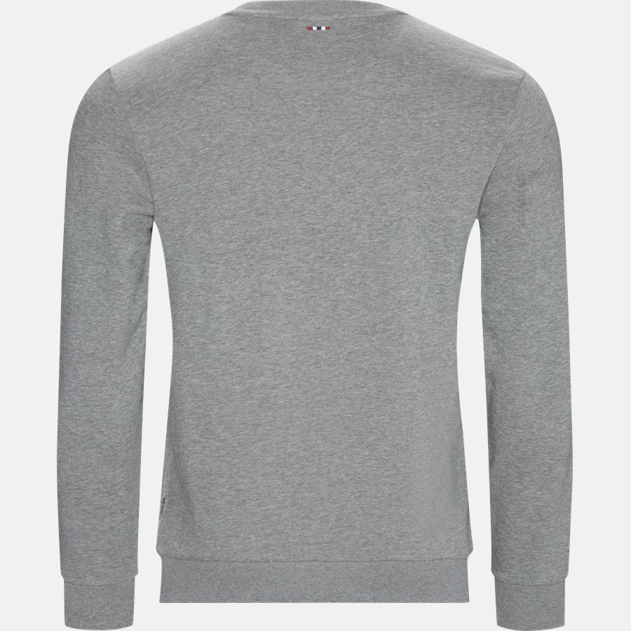 BEVORA C - Sweatshirts - Regular - GRÅ - 2