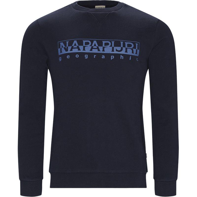 Napapijri - bevora sweatshirt fra napapijri på kaufmann.dk