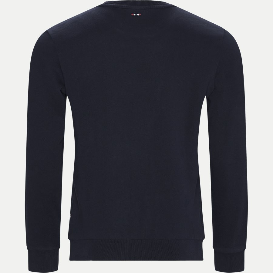 BEVORA C - Sweatshirts - Regular - NAVY - 2