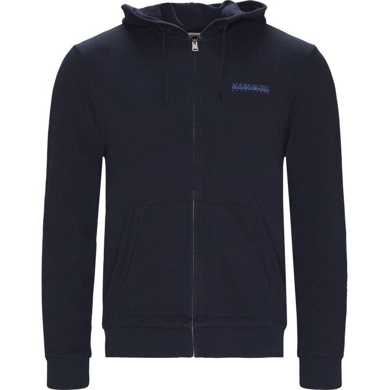 Napapijri - bevora fzh hoodie fra napapijri på kaufmann.dk