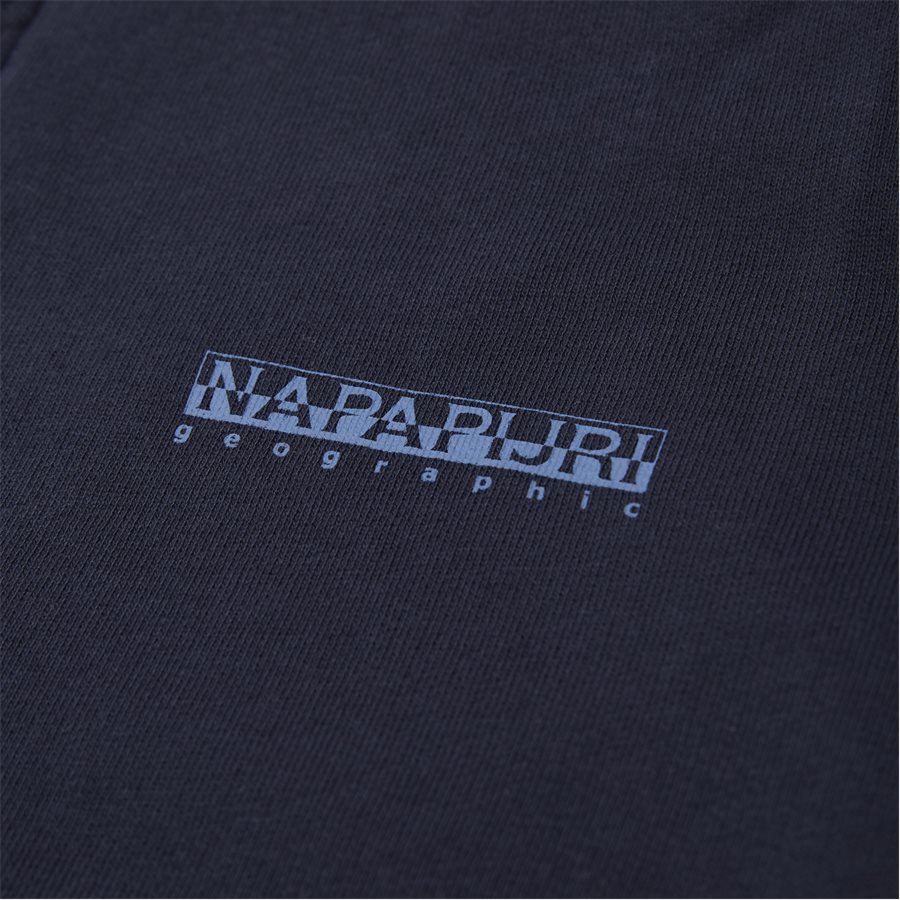 BEVORA FZH - Sweatshirts - Regular - NAVY - 3