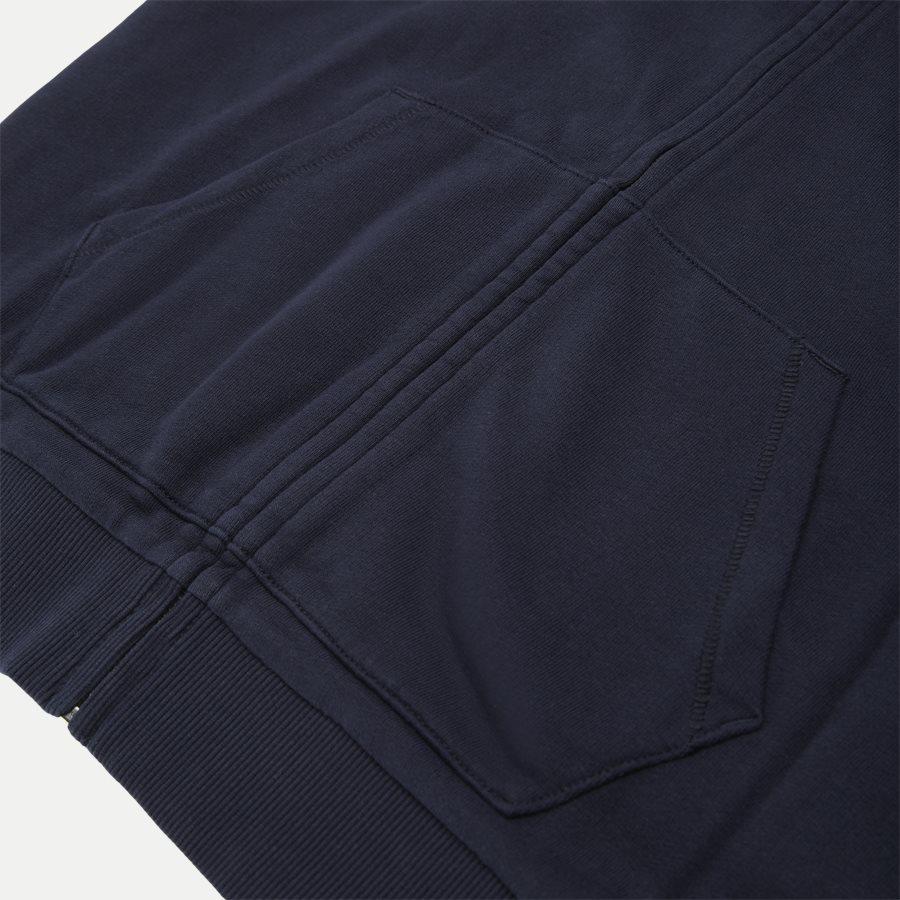 BEVORA FZH - Sweatshirts - Regular - NAVY - 4