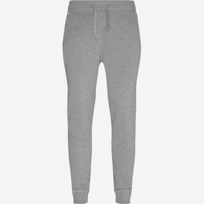 Monthe Sweatpants - Bukser - Regular - Grå