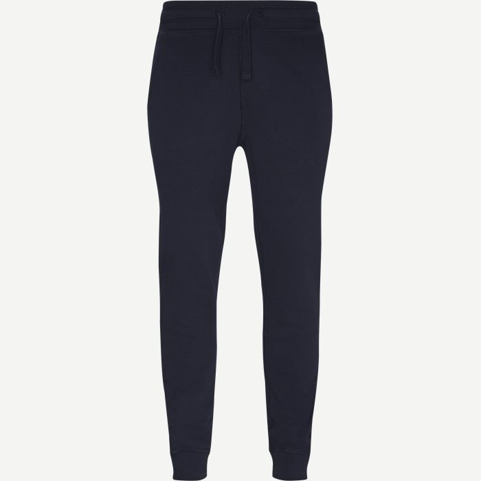 Monthe Sweatpants - Bukser - Regular - Blå