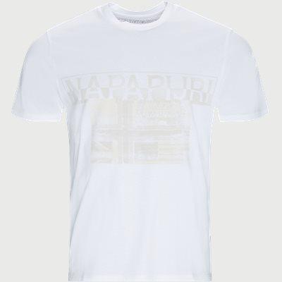 Sawy T-shirt Regular | Sawy T-shirt | Hvid