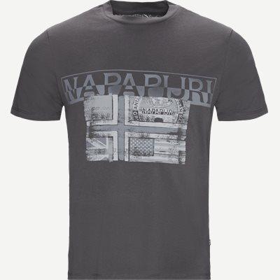 Sawy T-shirt Regular | Sawy T-shirt | Grå