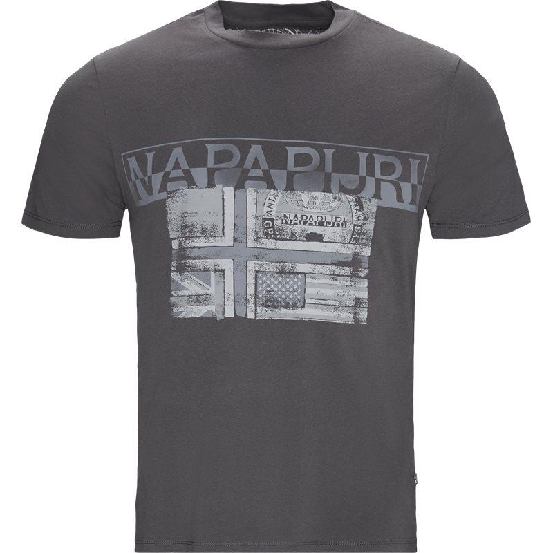 napapijri Napapijri - sawy t-shirt fra kaufmann.dk