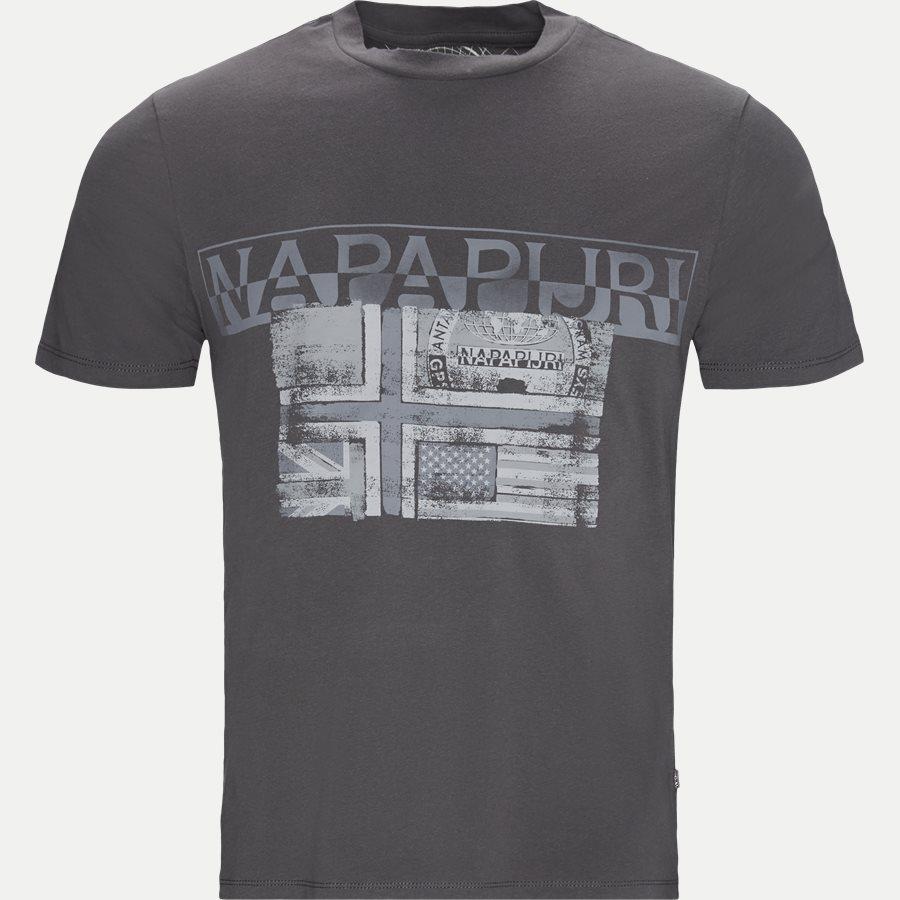 SAWY - Sawy T-shirt - T-shirts - Regular - KOKS - 1