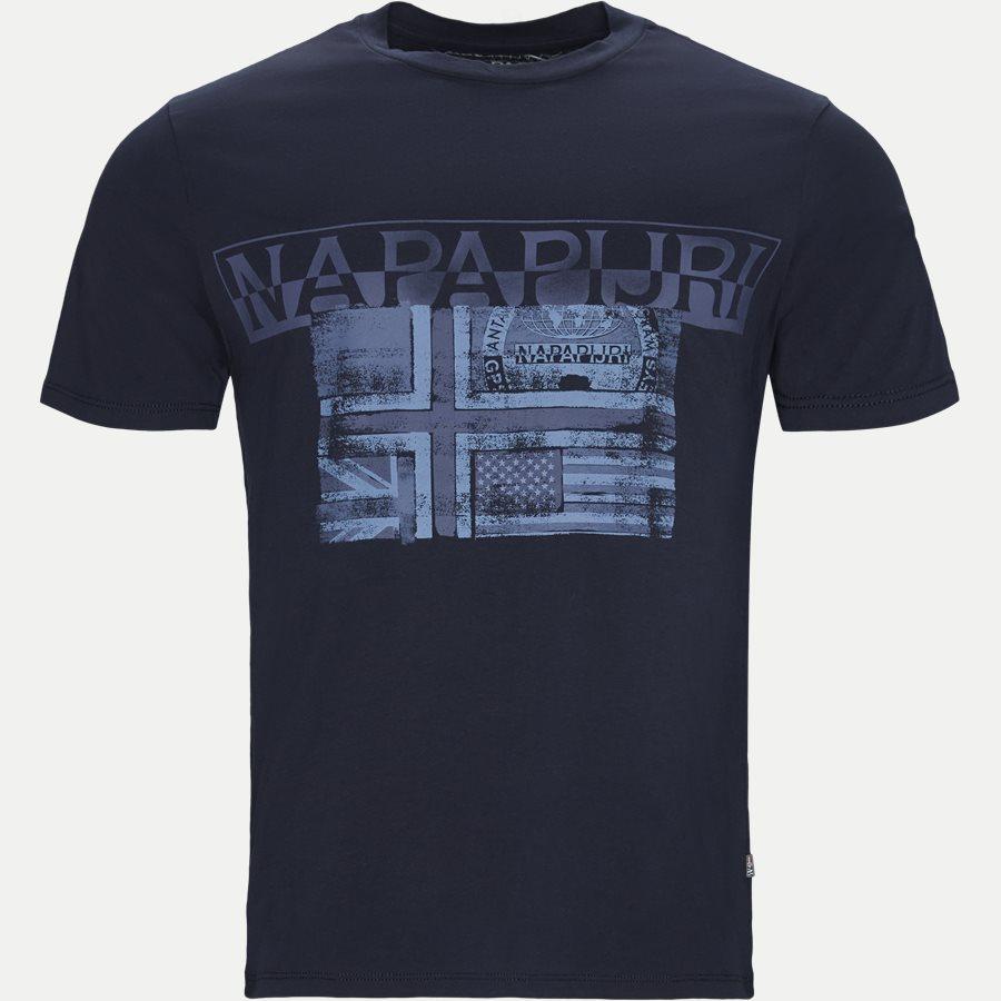 SAWY - T-Shirts - Regular - NAVY - 1