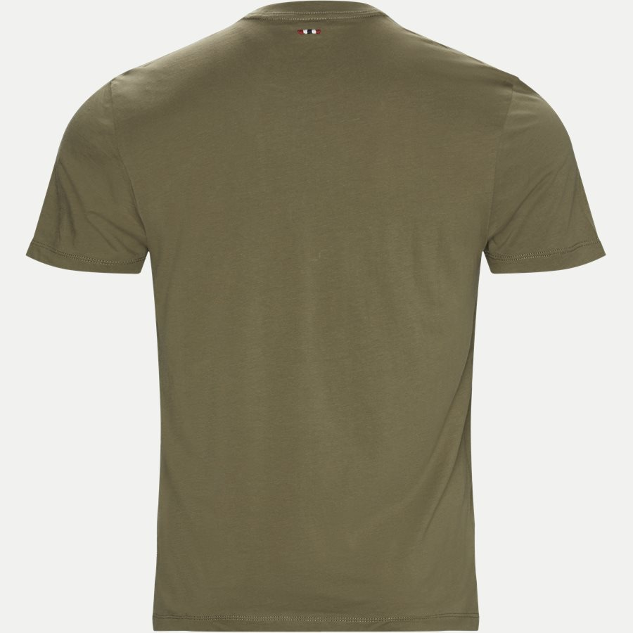 SEITEM - Seitem T-shirt - T-shirts - Regular - OLIVEN - 2