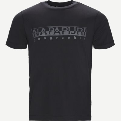 Sevora T-shirt Regular | Sevora T-shirt | Sort