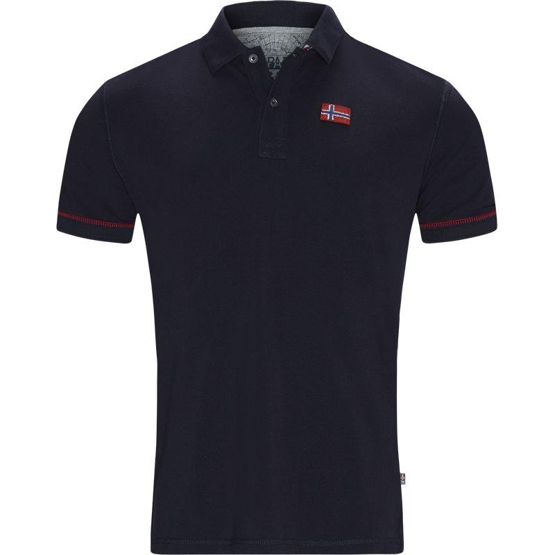 Napapijri - erli polo t-shirt fra napapijri fra kaufmann.dk