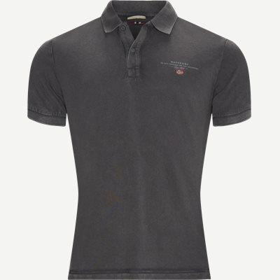 Elbas 2 Polo T-shirt Regular | Elbas 2 Polo T-shirt | Grå
