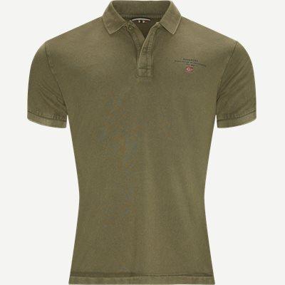 Elbas 2 Polo T-shirt Regular | Elbas 2 Polo T-shirt | Army
