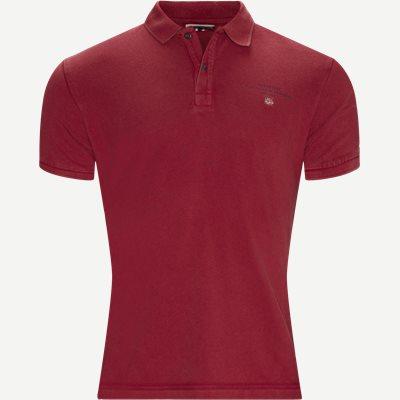 Elbas 2 Polo T-shirt Regular | Elbas 2 Polo T-shirt | Rød
