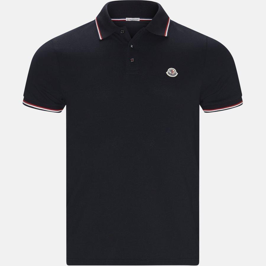 83456 84556 - T-shirts - Regular fit - NAVY - 2