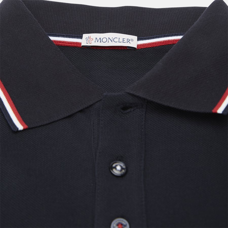 83456 84556 - T-shirts - Regular fit - NAVY - 5