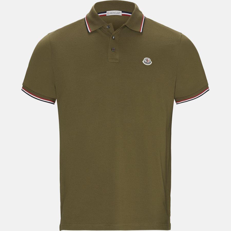 83456 84556 - T-shirts - Regular fit - OLIVEN - 1