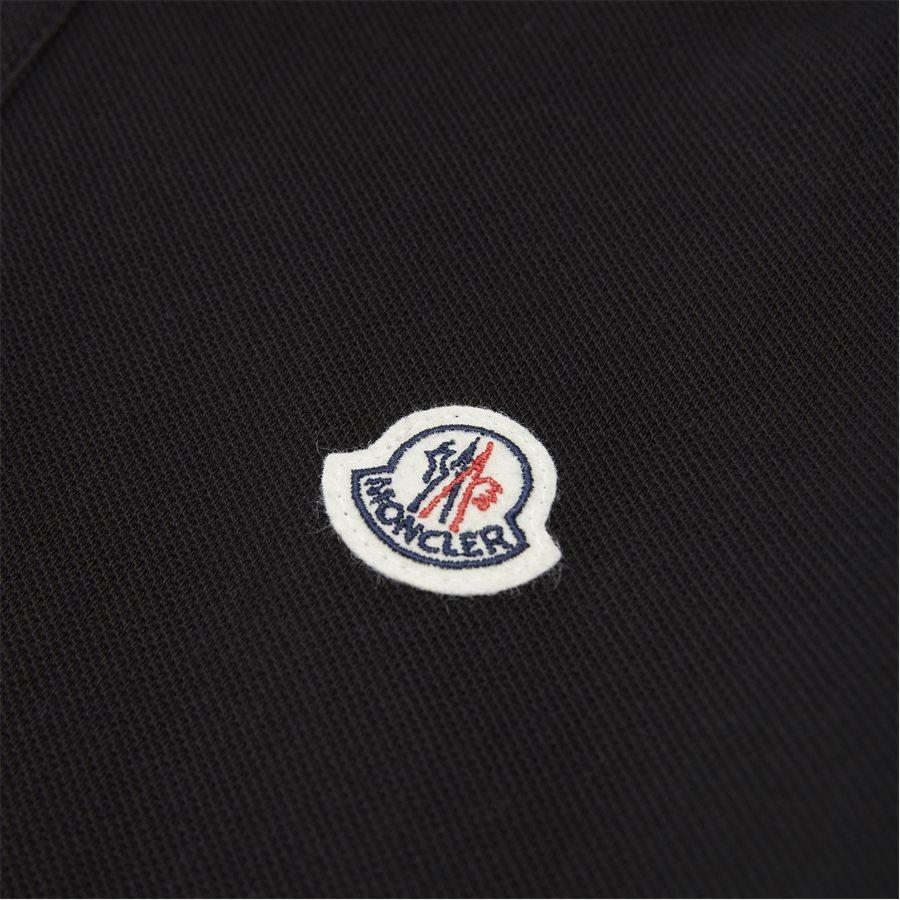 83456 84556 - T-shirts - Regular fit - SORT - 5