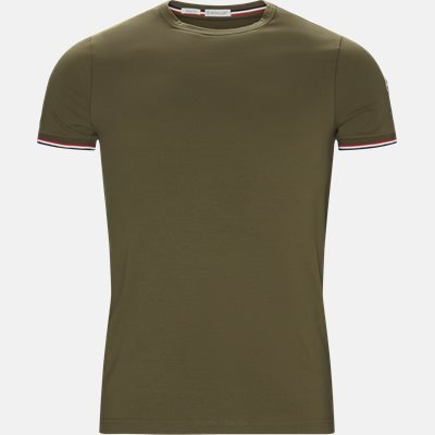 Slim | T-shirts | Army