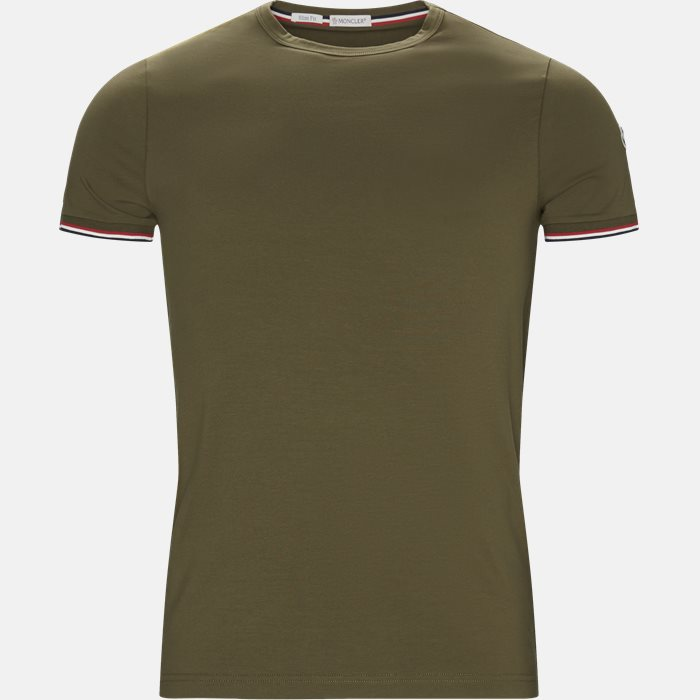 T-shirts - Slim - Army