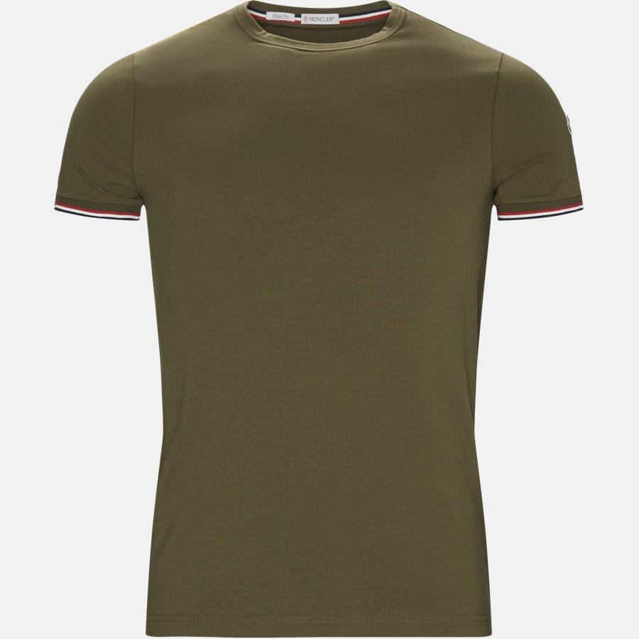 80199 87296 - T-shirts - Slim - OLIVEN - 1