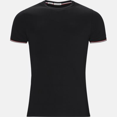 Slim | T-shirts | Sort