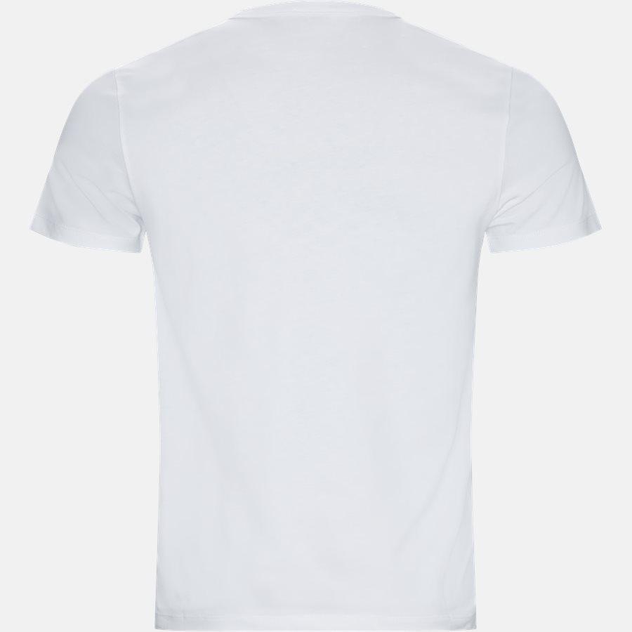 80418 8390T - T-shirts - Regular fit - HVID - 2