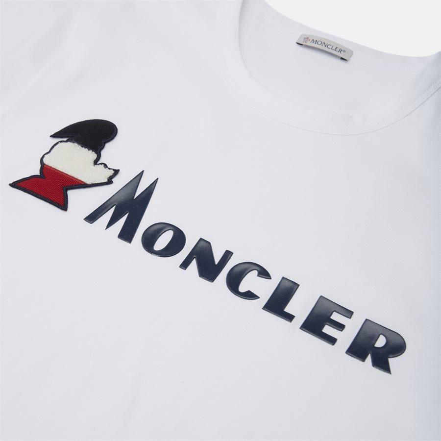 80418 8390T - T-shirts - Regular fit - HVID - 3