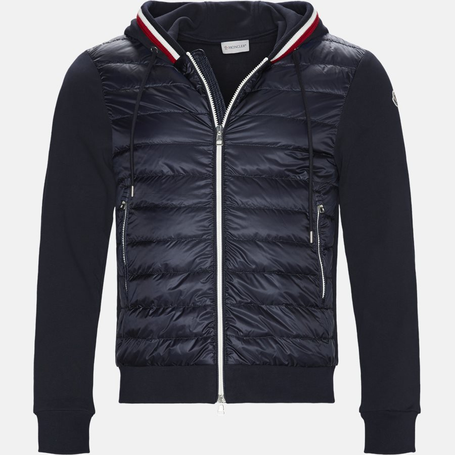 84164 80985 - Sweatshirts - Regular fit - NAVY - 1