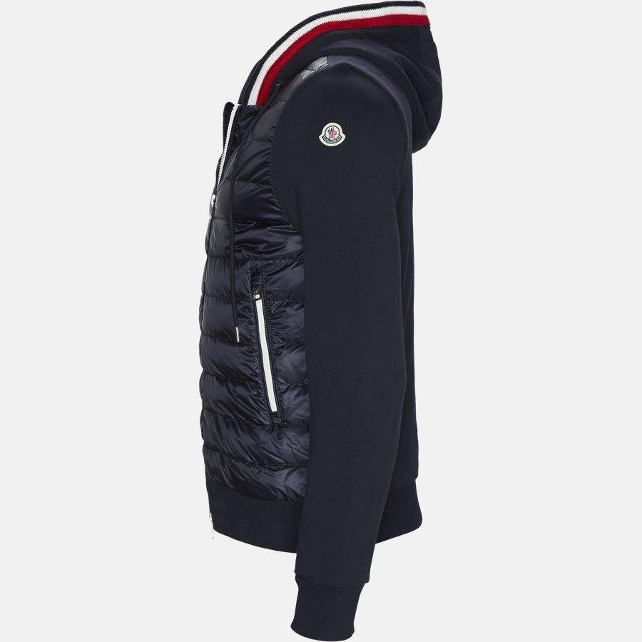84164 80985 - Sweatshirts - Regular fit - NAVY - 3