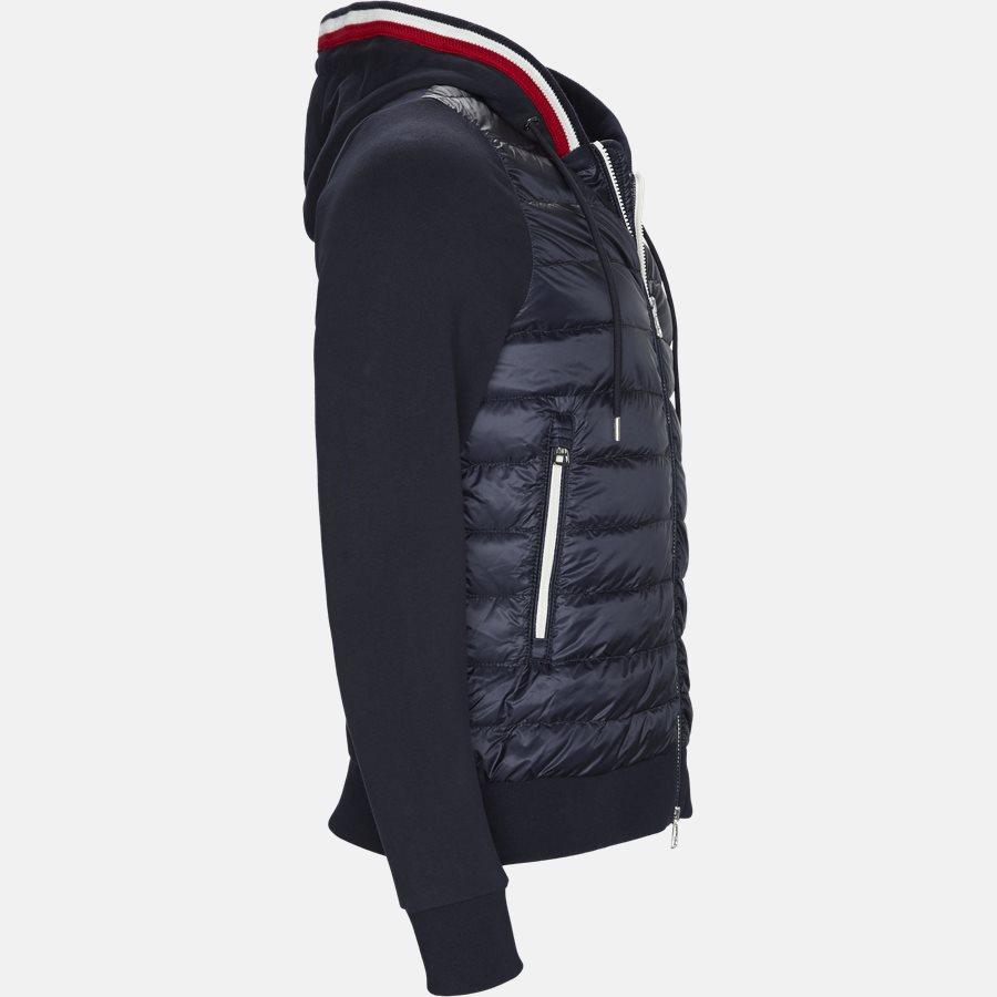 84164 80985 - Sweatshirts - Regular fit - NAVY - 4