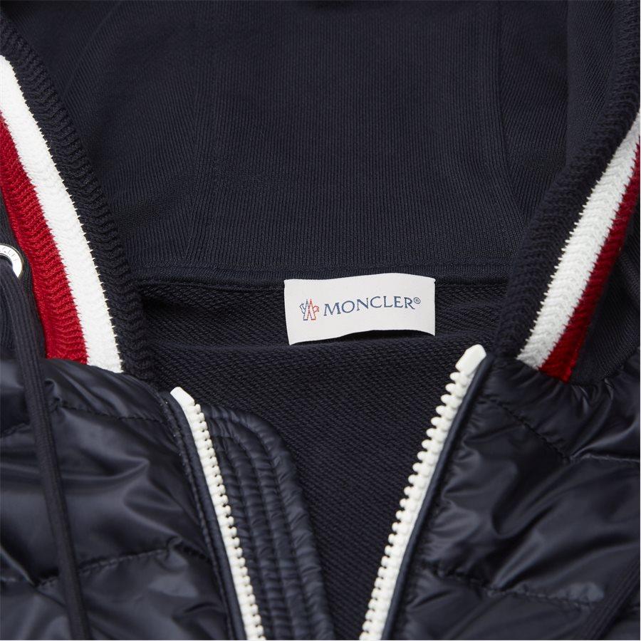 84164 80985 - Sweatshirts - Regular fit - NAVY - 5
