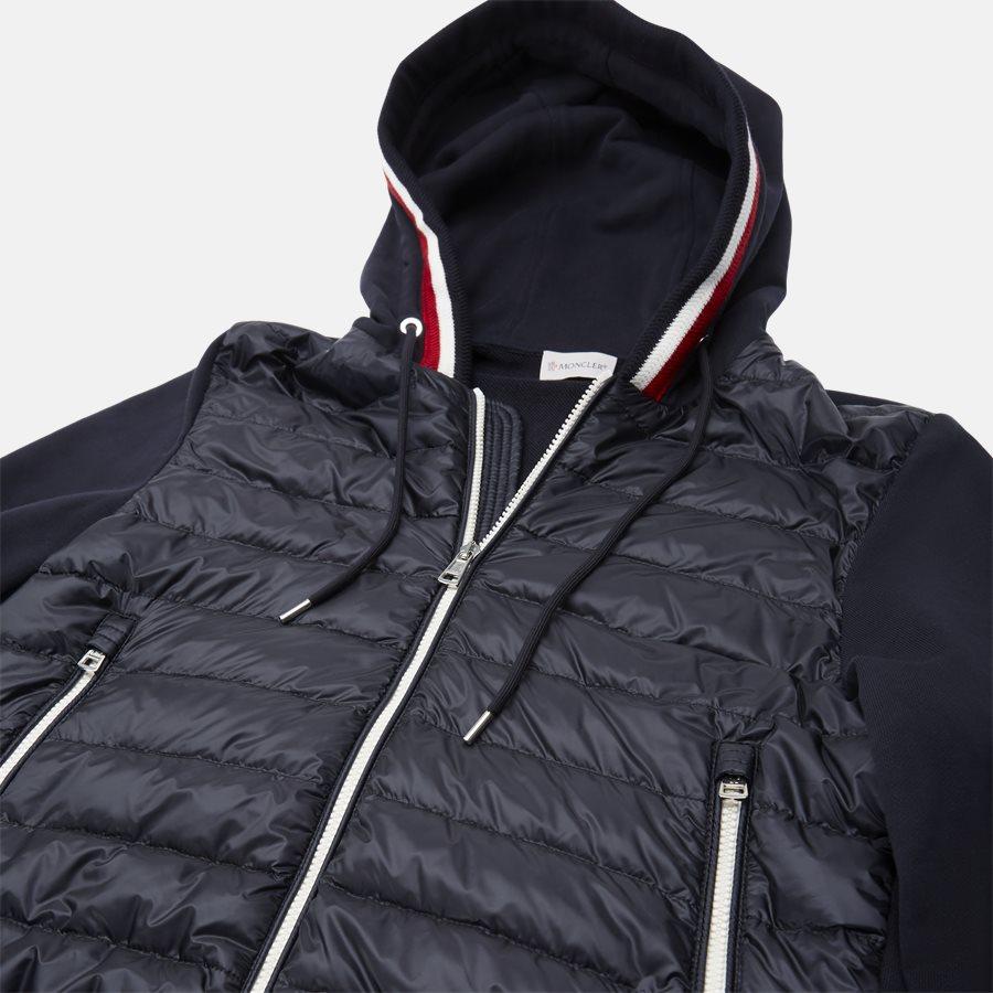 84164 80985 - Sweatshirts - Regular fit - NAVY - 7
