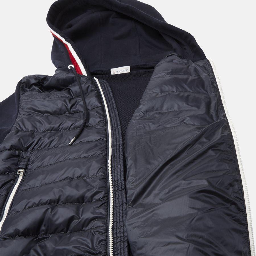 84164 80985 - Sweatshirts - Regular fit - NAVY - 10